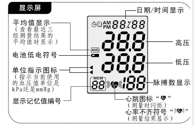 好一生 腕式电子血压计3180型